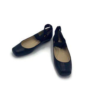 Jessica Simpson Black Mandalaye Ballet Flats